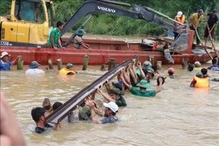 Đắk Lắk thiệt hại hơn 800 tỷ đồng do đợt mưa lũ lịch sử