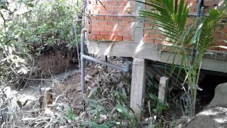 Người dân Tổ 6, 7 ấp Tiên Chánh mong có nguồn nước sạch
