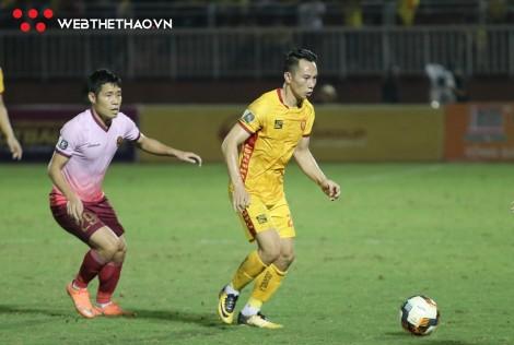 Thanh Hóa thua trên sân Sài Gòn vì thiếu may mắn