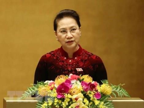 Chủ tịch Quốc hội lên đường dự Đại hội đồng AIPA 40 và thăm Thái Lan