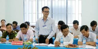 Tập trung chuẩn bị tổ chức đại hội điểm Đảng bộ cấp xã