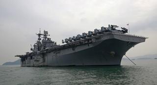 Trung Quốc từ chối cho chiến hạm Hải quân Mỹ cập cảng