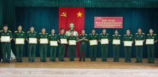 Tổng kết thực hiện Nghị định 26 về sĩ quan dự bị Quân đội nhân dân Việt Nam