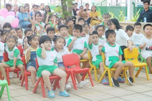 Trường Mầm non quốc tế Bảo Quyên tổ chức Ngày hội bé đến trường