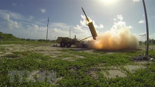 Mỹ thử thành công hệ thống phòng thủ tên lửa THAAD