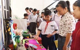 Chắp cánh cho ý tưởng sáng tạo thanh thiếu niên, nhi đồng