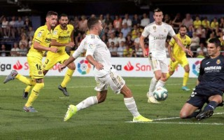 Vòng 3 La Liga: Villarreal cầm chân Real Madrid 2-2