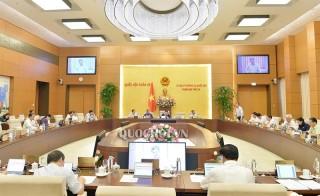 Dự kiến chương trình Phiên họp thứ 37 của Ủy ban Thường vụ Quốc hội