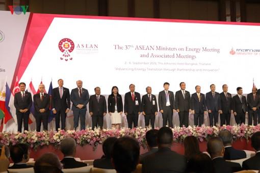 ASEAN hướng tới sử dụng năng lượng sạch và năng lượng tái tạo