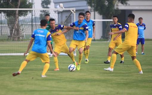 U22 Việt Nam chốt danh sách tham dự trận đấu giao hữu với U22 Trung Quốc