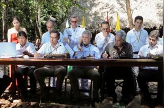 Các nước vùng Amazon ký Hiệp ước bảo vệ rừng
