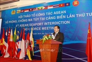 Phối hợp điều tra phòng, chống ma túy trên tuyến đường biển ở Đông Nam Á