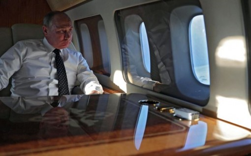 Phi công tiết lộ sự cố nghiêm trọng trên chuyên cơ Tổng thống Putin