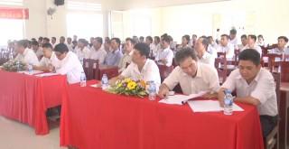 Hội nghị thành lập Hợp tác xã Nông nghiệp Thắng Lợi