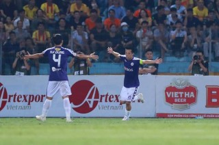 Hà Nội FC đè bẹp Nam Định 6-1