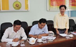 Tăng cường vai trò lãnh đạo cấp ủy trong công tác dân vận