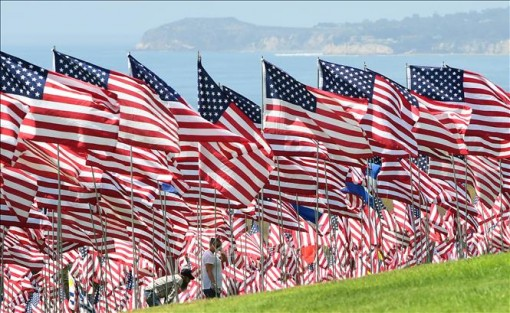 Mỹ tưởng niệm 18 năm vụ tấn công khủng bố ngày 11-9