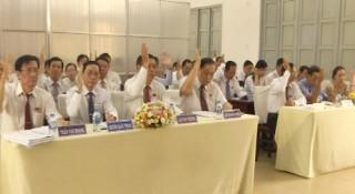 HĐND huyện Châu Thành tán thành chủ trương sáp nhập xã Giao Long và Giao Hòa