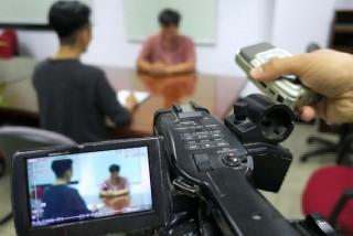 Từ 1-1-2020, hỏi cung bị can phải thực hiện ghi âm, ghi hình