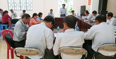 Giám sát thực hiện Đề án đa dạng phát triển sinh kế, thoát nghèo bền vững tại Châu Thành
