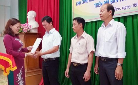 Bế giảng lớp bồi dưỡng quản lý nhà nước về du lịch