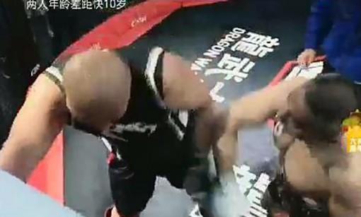 Cao thủ Thái Cực Quyền thất bại trước võ sỹ boxing nghiệp dư 52 tuổi