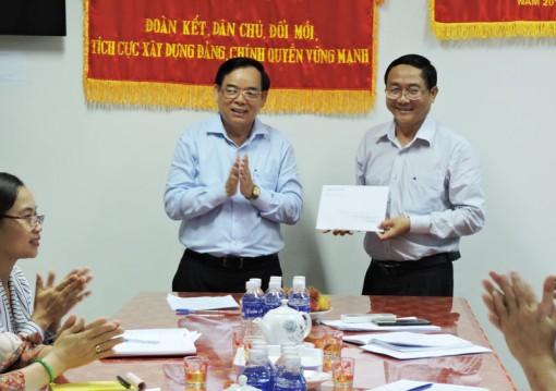 Đoàn đại biểu tỉnh dự Đại hội toàn quốc  MTTQ Việt Nam lần thứ IX nhiệm kỳ 2019 - 2024