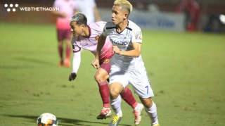 Vòng 23 V.League 2019: HAGL thất thủ trước Sài Gòn 1-3