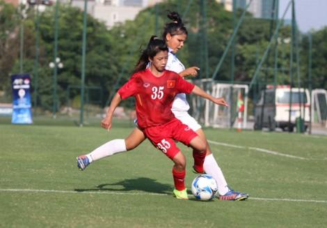 Tuyển nữ U16 Việt Nam thua U16 Triều Tiên 0-10