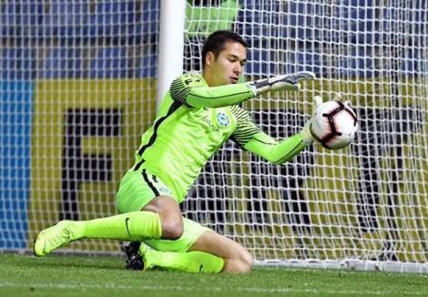 Thủ môn Filip Nguyễn sẵn sàng khoác áo đội tuyển Việt Nam