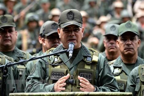 Quân đội Venezuela phản đối kích hoạt Hiệp ước Tương hỗ liên Mỹ