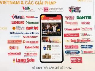 """Hội thảo """"Giới thiệu ứng dụng Appnews Việt Nam"""""""