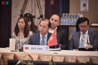 Tham vấn chung chuẩn bị cho Hội nghị Cấp cao ASEAN 35