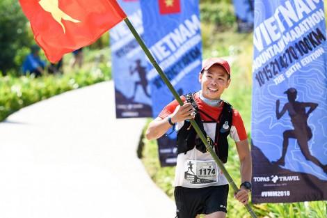 Nguyễn Tiến Hùng có suất tham dự Boston Marathon 2020