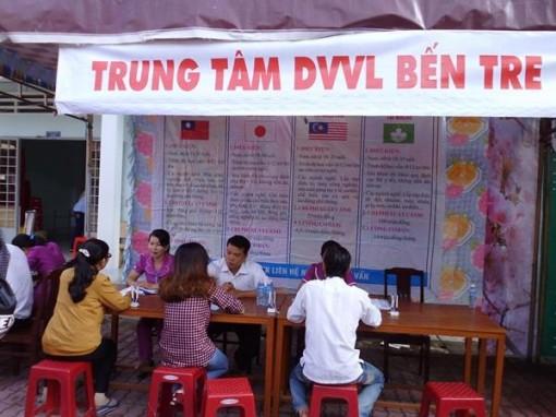Tuyển dụng người lao động đi làm việc tại Đài Loan