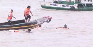Tân Thiềng diễn tập phòng chống lụt bão, tìm kiếm cứu nạn năm 2019