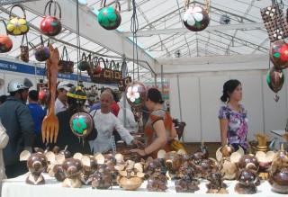 Website Lễ hội Dừa lần thứ V