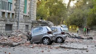 Động đất mạnh tại Albania làm ít nhất 105 người bị thương