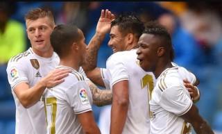 Real Madrid khởi đầu không tốt nhưng vẫn có thể vươn lên dẫn đầu