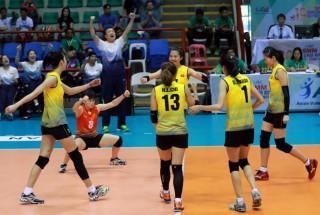 Việt Nam thất bại trước Philippines sau 5 set giằng co quyết liệt