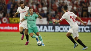 Real Madrid thắng tối thiểu Sevilla 1-0