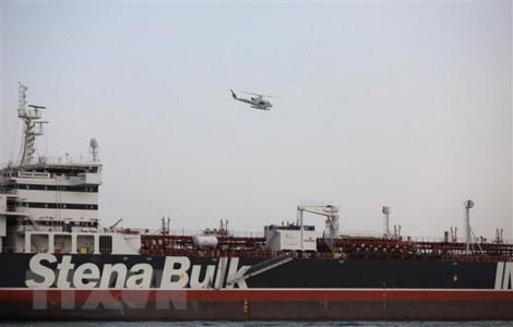 Iran phóng thích tàu chở dầu treo cờ Anh Stena Impero