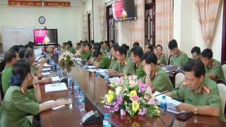 Bộ Công an quán triệt Chỉ thị số 35-CT/TW của Bộ Chính trị