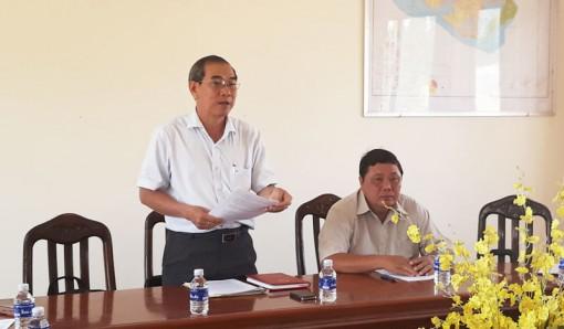 Giám sát hỗ trợ đưa người lao động đi làm việc ở nước ngoài tại Ba Tri