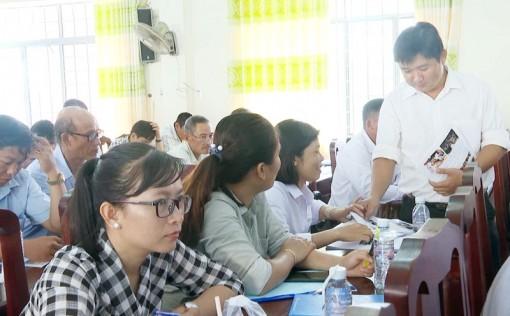 Thạnh Phú: 80 lao động làm việc ở nước ngoài