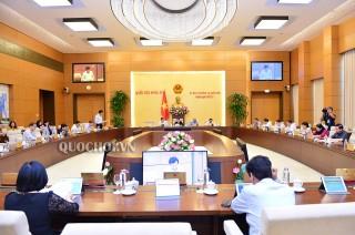 Dự kiến nội dung phiên họp thứ 38 của Ủy ban Thường vụ Quốc hội