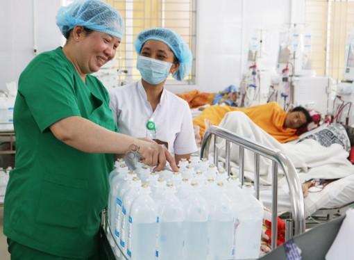 Ngành y tế hướng đến vật liệu an toàn, thân thiện