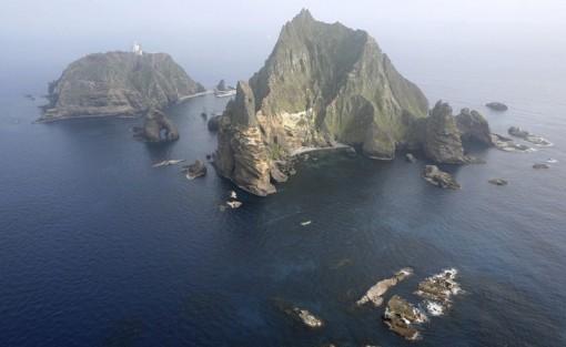 Hàn Quốc và Nhật Bản lại nóng vấn đề đảo tranh chấp Dokdo/Takeshima