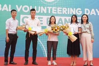 Bến Tre đạt 2 giải thưởng thanh niên kiến tạo toàn quốc năm 2019