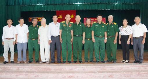 Họp mặt kỷ niệm 60 năm Ngày thành lập binh chủng tăng thiết giáp